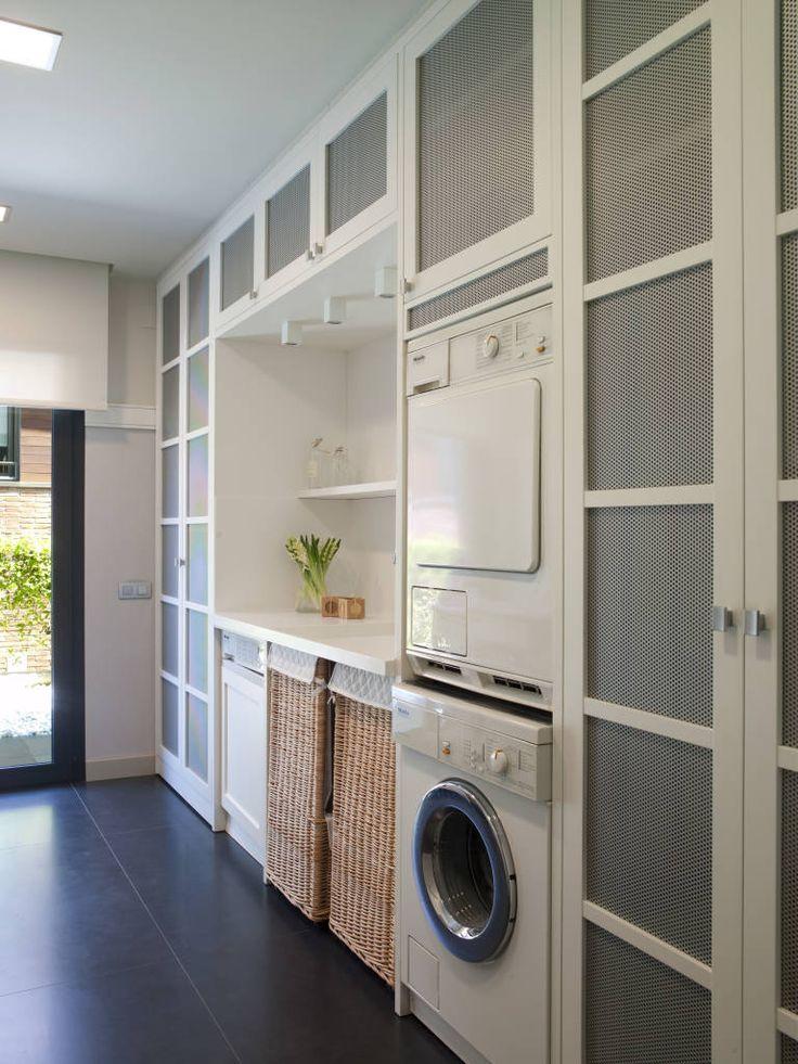 Las 25 mejores ideas sobre decoraci n de cuarto de lavado for Diseno lavadero