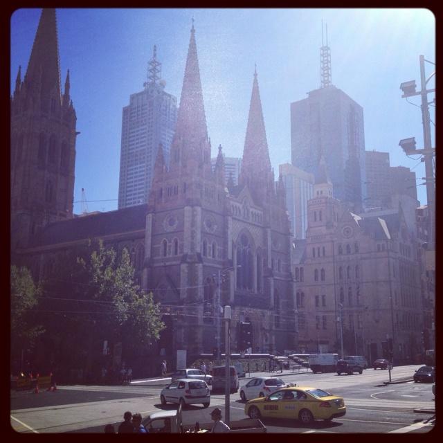 Melbourne :)