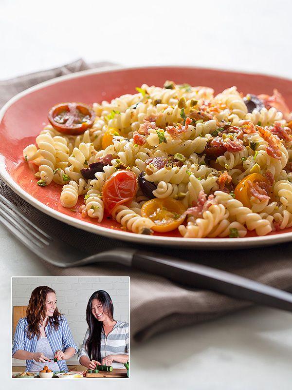 Recipe Redo: Bob Harper's Tomato and Olive Pasta http://greatideas.people.com/2013/09/27/recipe-redo-bob-harpers-tomato-and-olive-pasta/