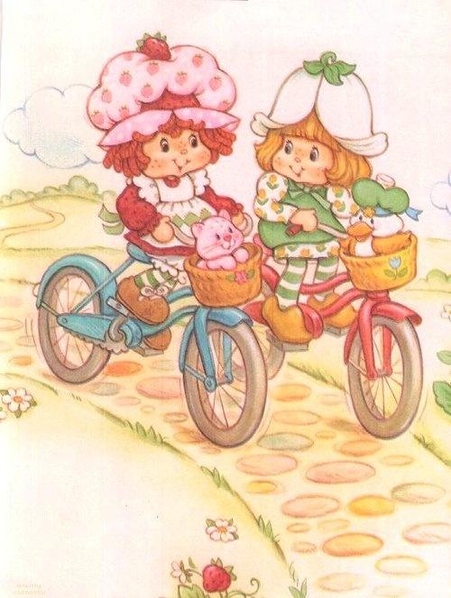 SSC Mint Tulip Riding Bikes