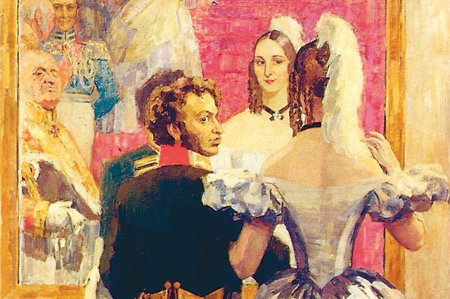#ВКонтакте #Брилибург #стихи #поэзия #культура #литература #классики #авторы #Пушкин  Простишь ли мне ревнивые мечты,  Моей любви безумно...