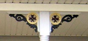Victorian Porch Bracket