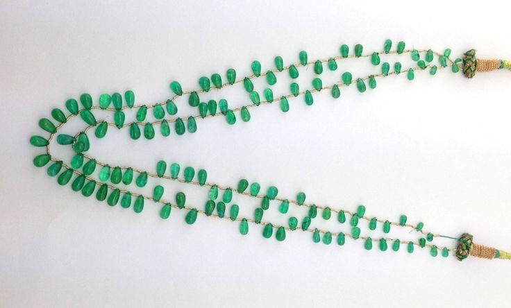 Rare Gem Emerald Smooth Drops,Natural Emerald Plain Drops,Panna Plain Drops,Side…