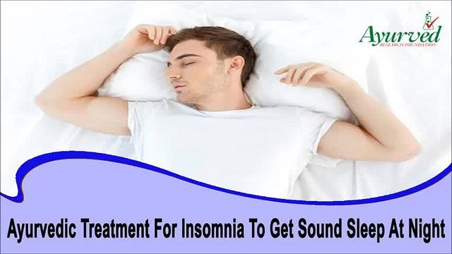 You can find more about ayurvedic treatment for insomnia at  http://www.ayurvedresearchfoundation.in/product/ayurvedic -treatments-for-insomnia/  Dear friend, in this video we are going to discuss about the ayurvedic treatment for insomnia. Aaram capsules provide the best ayurvedic treatment for insomnia.  If you liked this video, then please subscribe to our  YouTube Channel to get updates of other useful health video tutorials.  Ayurvedic Treatment For Insomnia