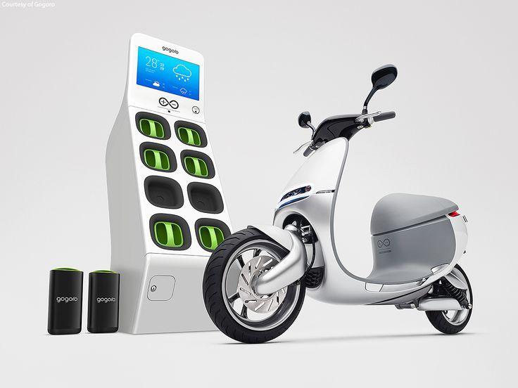 GoGoRo è uno scooter elettrico innovativo e intelligente sia per forma che per prestazioni. Ha diciamo il giusto grado di tecnologia futuristica con i suoi
