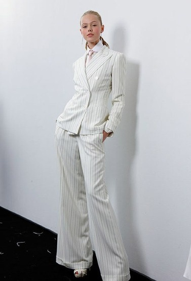 TROUSER SUITS...Ralph Lauren's 'The Great Gatsby' style ...