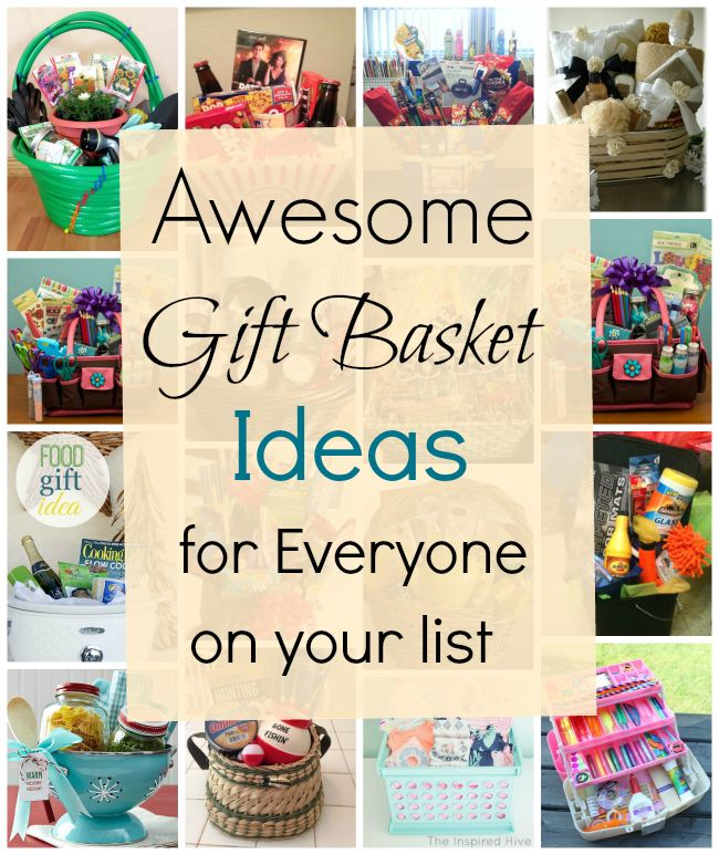 The 25 best best gift baskets ideas on pinterest christmas awesome gift baskets to make for everyone on your christmas list crafts a la mode solutioingenieria Images