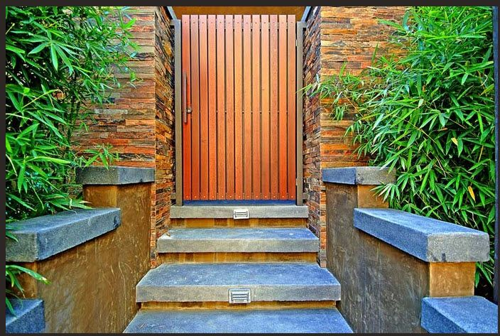 20 Best Fence Gates Images On Pinterest Timber Gates