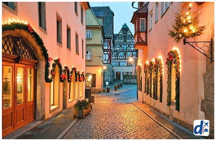 Celebra la #Navidad por el mundo con Despegar