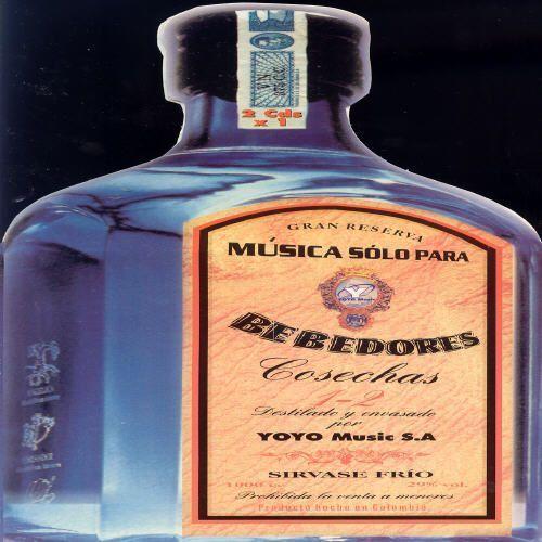 Musica Solo Para Bebedores: Cosechas, Vol. 1 [CD]