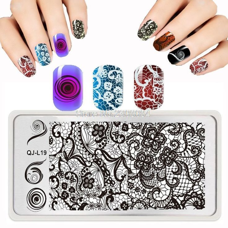 Best 25 nail stamping plates ideas on pinterest stamping plates 23 style 12x6cm design color nail stamping plates made of stainles butterfly flower image fashion diy nail art templates new price us 081 free solutioingenieria Image collections