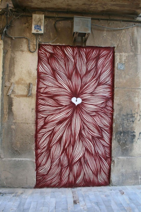 Cool door!