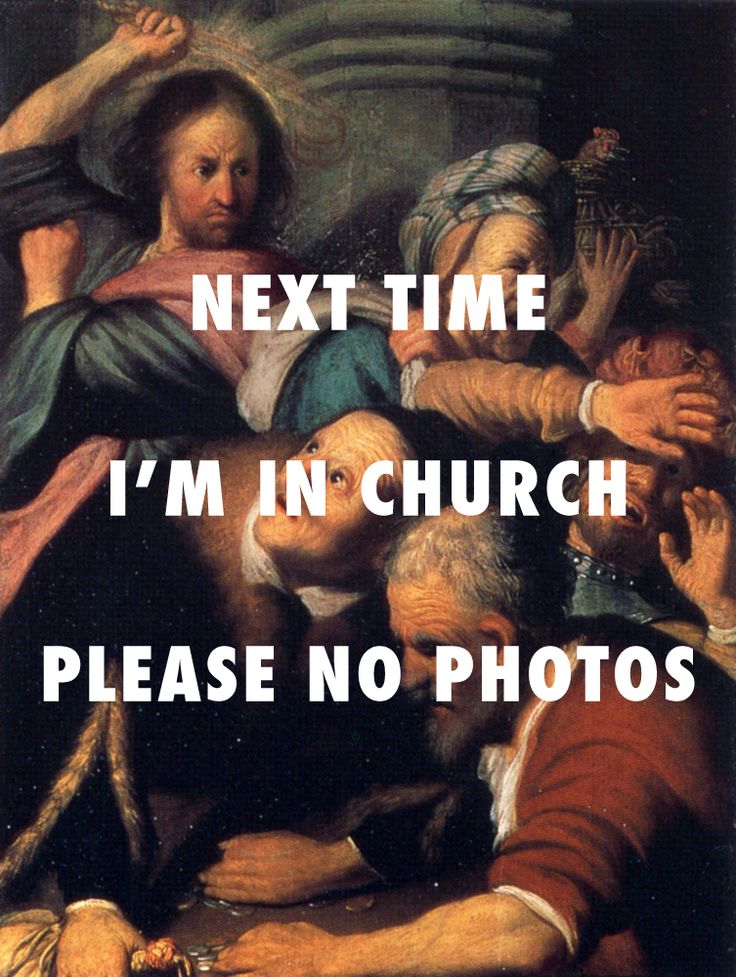 Christ driving the paparazzi from the temple Christ driving the moneylenders from the temple (1626), Rembrandt / Run This Town, Jay-Z ft. Rihanna & Kanye West