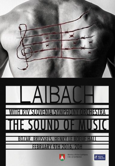 Immense concert de Laibach aux Bozar   Bruxelles (Bozar), le 09-02-2016   Live report   Shoot Me Again Webzine.