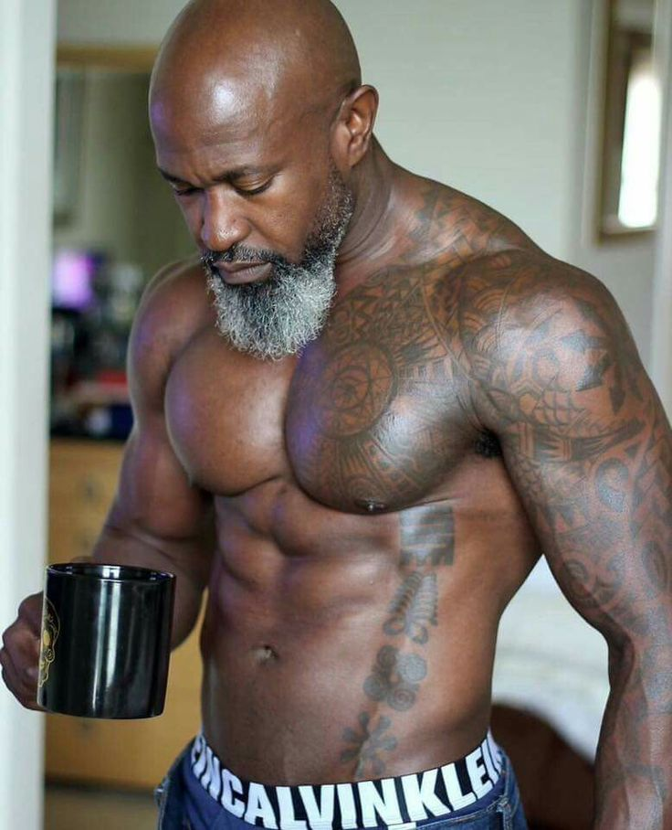 Big black dick gay porn picture 65