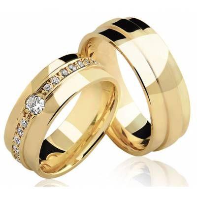Alianças de Ouro e Casamento Par Perfeito