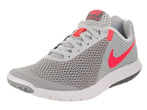 076ae078dc4b2 Nike Flex Experience RN 6 Wolf Grey Hot Punch Pure Platinum Women s Running  Shoes (6. 5) - TellMePrice.com Online Shopping India