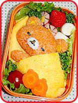 bento; Japanese box lunch