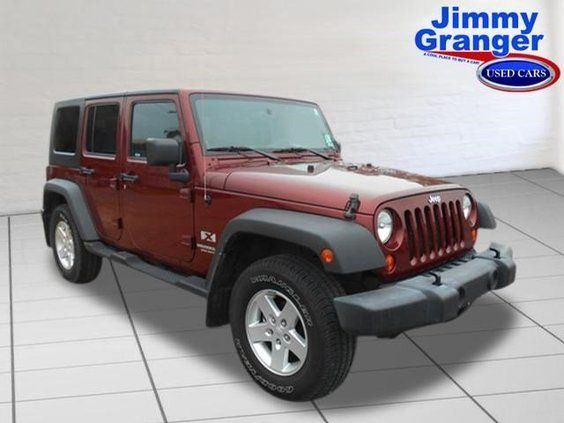 Used 2007 Jeep Wrangler Unlimited X | Live chat with our internet specialists; tell them Maranda sent ya from Pinterest! | #Jimmy #Granger #Ford | #Stonewall | #Shreveport | #BossierCity | #Louisiana #LA #LSU #Cajun | Images shown are for informational purposes only, and may not necessarily represent the actual vehicle, configurable options selected or available on such vehicle. The manufacturer reserves the right to change product specifications, options, or prices at any time