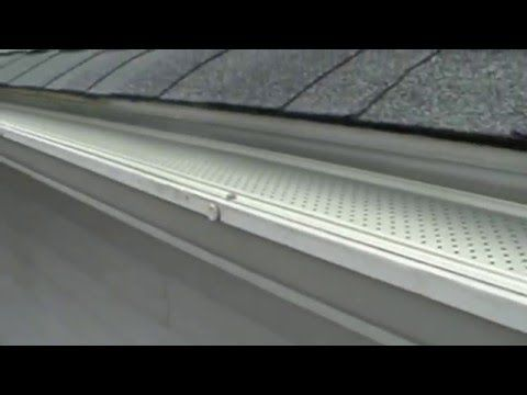 GUTTER SCREENS: THEY SAY ONE THING / REALITY SAYS ANOTHER. - YouTube