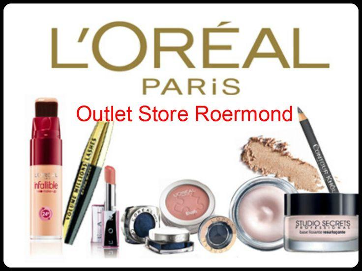 L'Oréal  opent outlet store