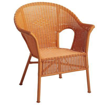 Casbah Chair   Orange   Pier One