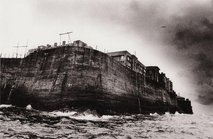 Ikko NARAHARA :: Island without green, 1954-57