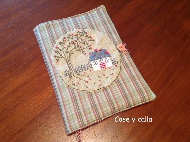 ...Notebook Cover o, lo que es lo mismo, Funda de cuaderno.