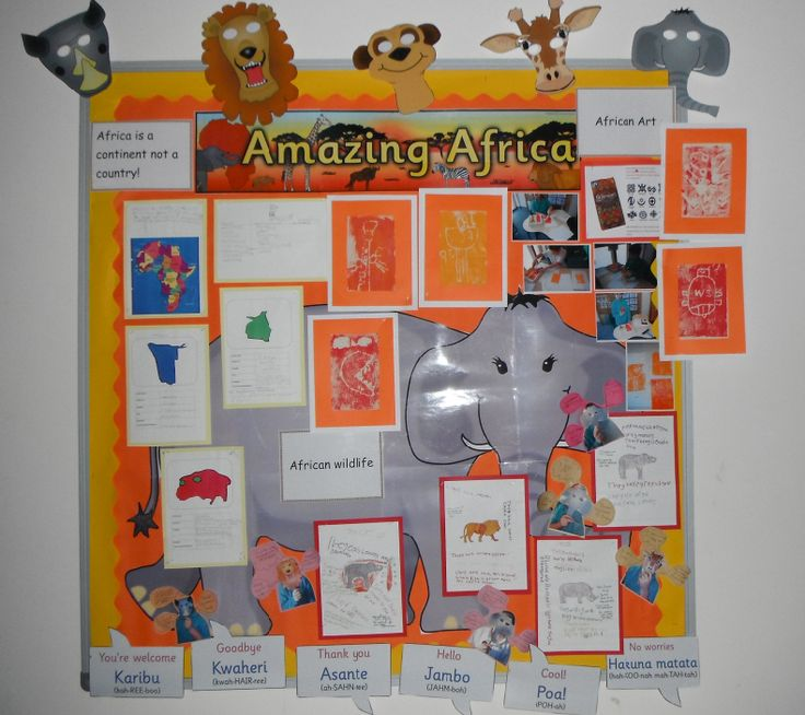 Teaching Resources about Africa for KS1 & KS2 - SparkleBox