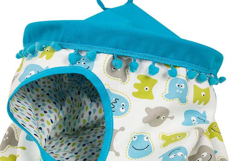 Nähanleitung: Stoffregal fürs Kinderzimmer   buttinette Blog