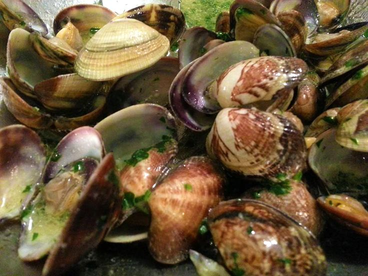 Arselle in verde #clams #recipe #food #sardegna #sardinia