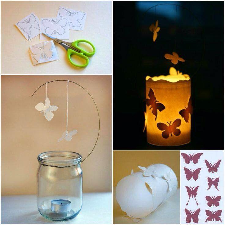 Lanterna butterfly
