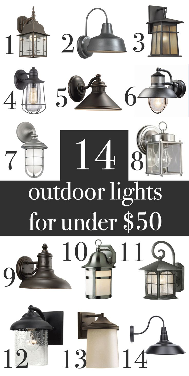 Best 25 Craftsman Outdoor Lighting Ideas On Pinterest