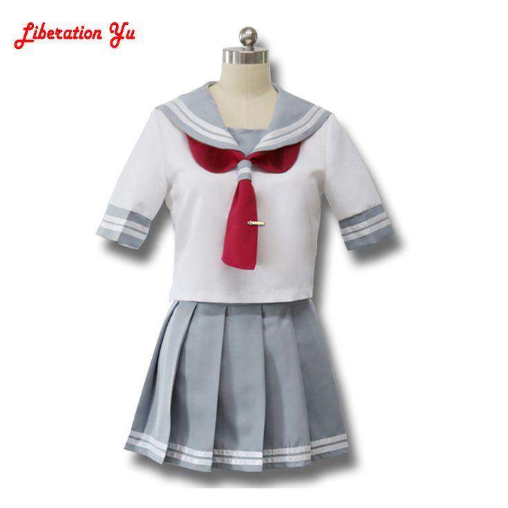 Japanse Anime Liefde Live Sunshine Cosplay Kostuum Takami Chika Meisjes Sailor Uniformen Liefde Live Aqours Schooluniformen