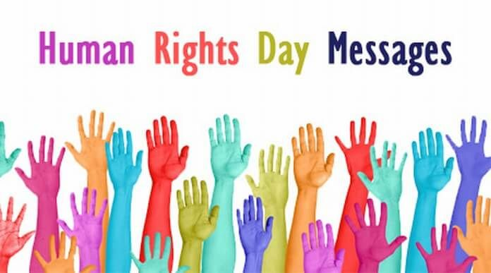 Send Human Rights Day messages and wishes to your family, friends and everyone. Unique fight for your rights sayings to send inspirational quotes.