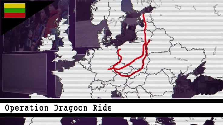 """Ozbrojený konvoj americkej armády sa cez víkend vydal na svoj 1770 km presun naprieč Európou. Americká armáda by mala počas misie """"Dragoon Ride"""" prechádzať cez šesť európskych krajín (Estónsko, Lot..."""