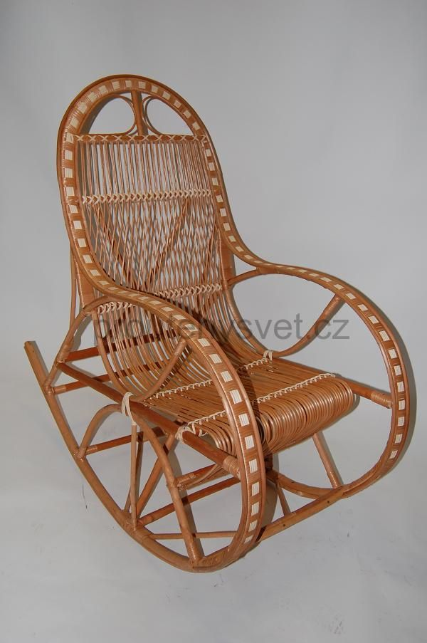 Proutí   Houpací Křeslo (jako Pro Ovčí Babičku:)) · Classic FurnitureVintage  Furniture