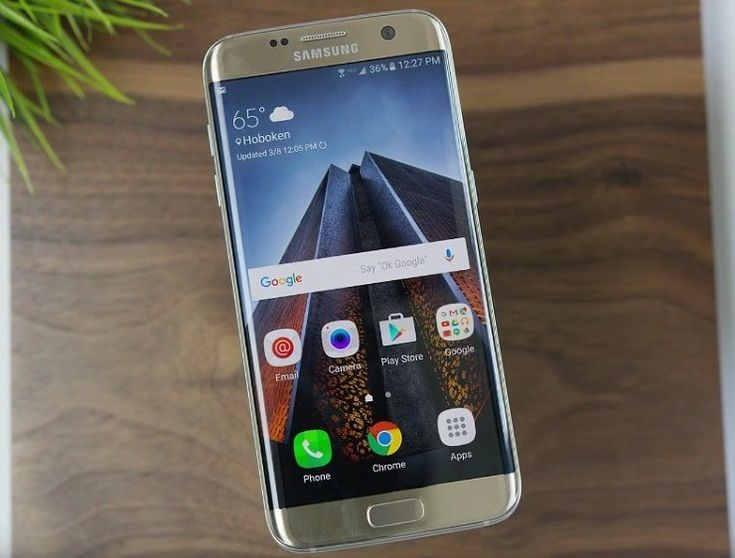 Samsung Galaxy S7 and S7 edge start receiving Android 7.0 Nougat update