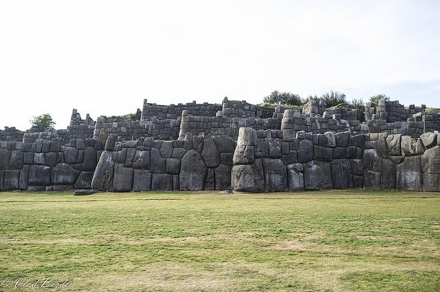 Sacsayhuaman (Peru), via Flickr.