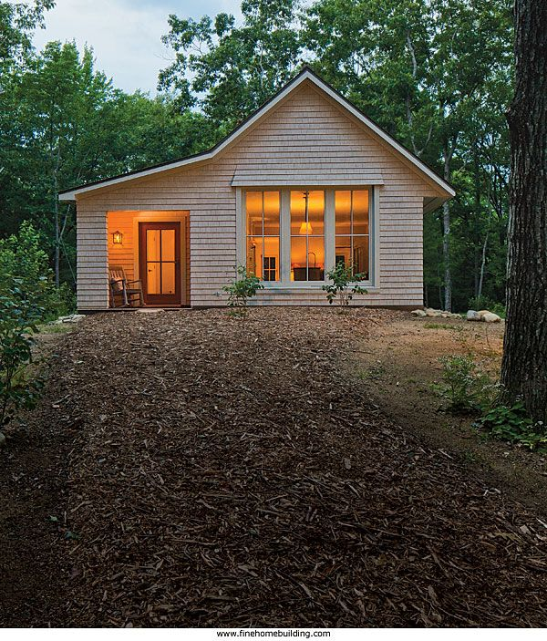 The 25 best building a small house ideas on pinterest for Easy homes to build