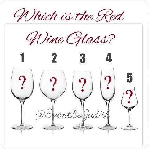wine glasses and type of wines to use them for