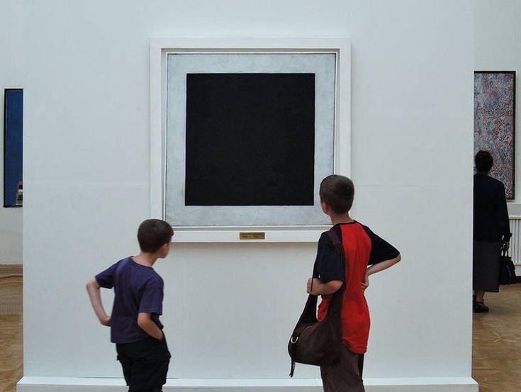 """Malevich """"Black Square"""""""