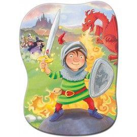 Ridder Vincelot - minipuzzel Vincelot en de draak