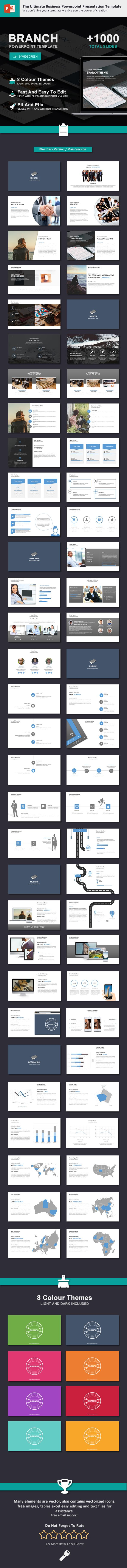 Branch Business Theme Powerpoint Template. Download here: http://graphicriver.net/item/branch-business-theme-powerpoint/15714543?ref=ksioks