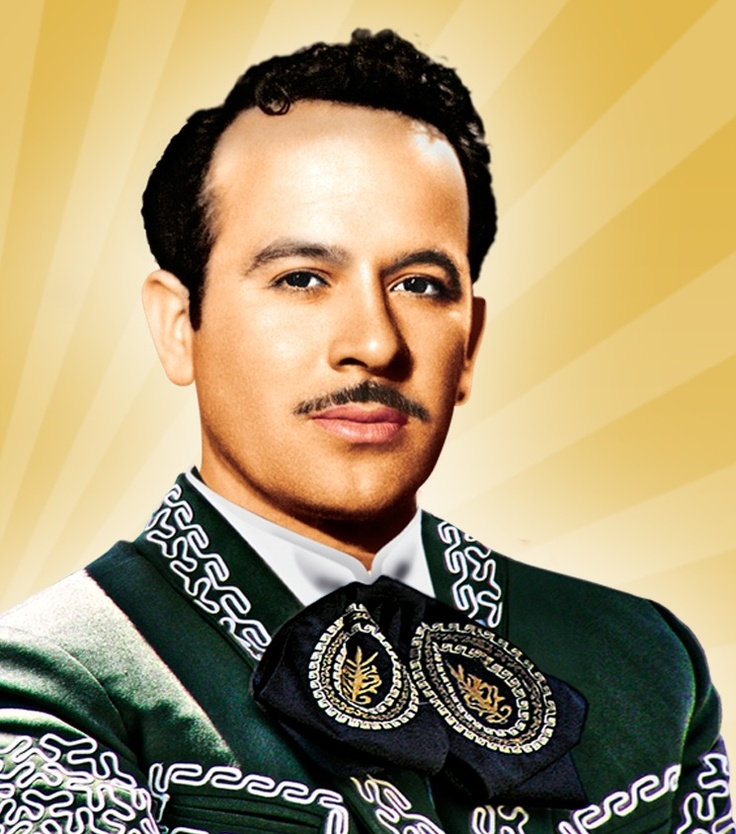 Old school Mexican charm, the legendary Pedro Infante