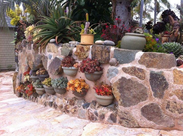 Image result for ideas for broken large terracotta pot