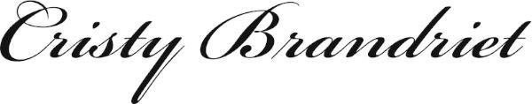 Cristy Brandriet is interieurontwerper en interieurstylist. Haar specialisatie is de gepersonaliseerde binnenhuisarchitectuur. Cristy doceert bij een aantal gerenommeerde interieuropleidingen, ze ontwikkelde diverse opleidingen en schreef voor Uitgeverij Educatief een viertal studieboeken over haar vakgebied. Voor de particuliere lezer schreef ze het veelgeprezen handboek voor een persoonlijk interieur, met de titel Interieurbasics.