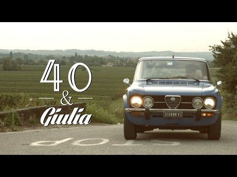 40 and Giulia - YouTube