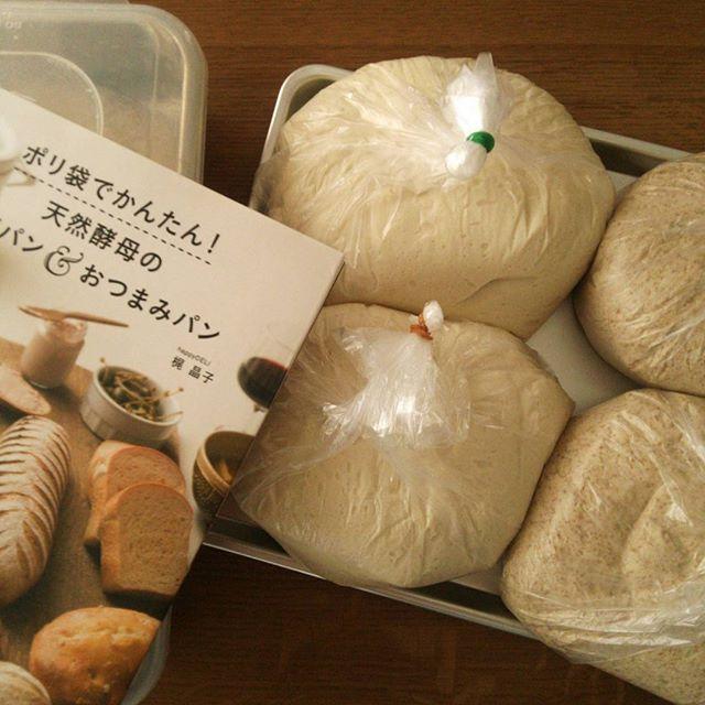 主人のパン #天然酵母パン #ホームメイドパン #梶晶子#主人の師匠#今日は何のパン? #homemadebread#naturalyeastbread #myhusbandmademe