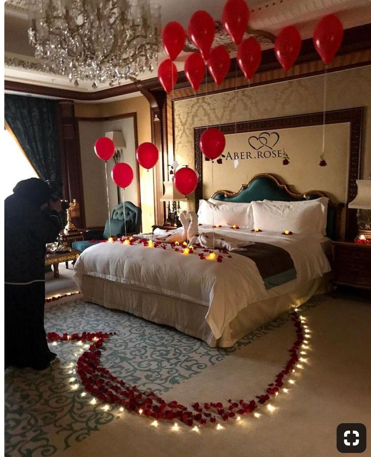 How To Decorate Bedroom For Romantic Night Fun Home Design Romantic Room Surprise Romantic Bedroom Decor Romantic Hotel Rooms